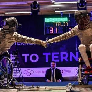 club schermistico partenopeo scherma in carrozzina-paralimpica napoli spada sciabola